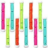 Bramble 10 Pack Unterwasser Pool Diving Sticks, Tauchstäbe, Tauchsticks Kinder Tauchspielzueg für...