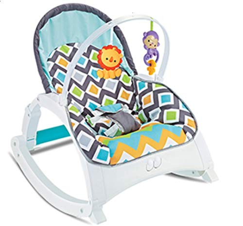 The Flyers bay Fiddle Diddle Baby Bouncer Cum Rocker (FD-88957-1)
