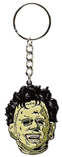 Trick Or Treat Studios Texas Chainsaw Massacre Leatherface Enamel Keychain