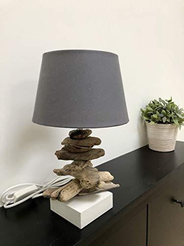 Lampe aus Treibholz