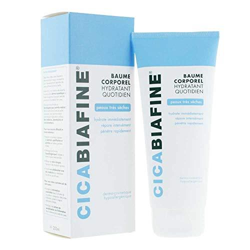 Cicabiafine - Baume Hydratant Corporel Quotidien Tube 200ml Cicabiafine