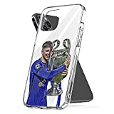 Phone Case Compatible with iPhone Samsung Galaxy Mason X Mount Plus of Se 2020 Chelsea Mini Fc S20 6 7 8 Xs Xr 11 12 Pro Max S9 S10 S21 Waterproof Scratch Accessories