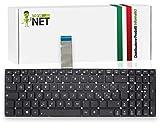 Foto New Net - Tastiera ITALIANA compatibile per Notebook Asus P550 P550CC F550DP F550VC F550VB F552MJ F552LAV F552WE F552WA F552MD F552VL R510IU R510VX R510JX R510ZE R510ZA R510JD
