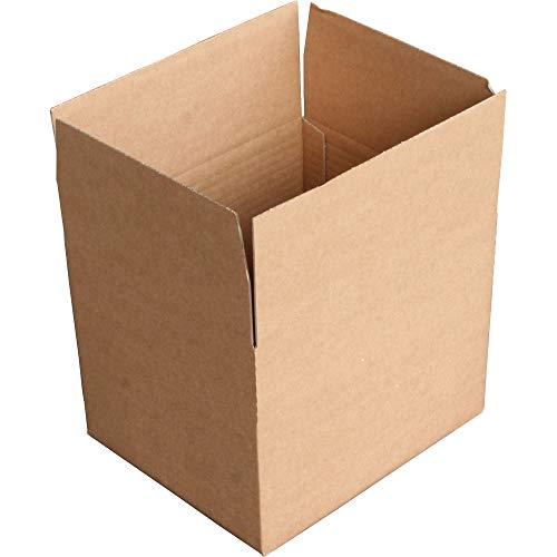 IMBALLAGGI 2000 Scatole Di Cartone Onda Singola Cartone Per Imballaggi Trasloco Spedizione (100, 50X30X30)