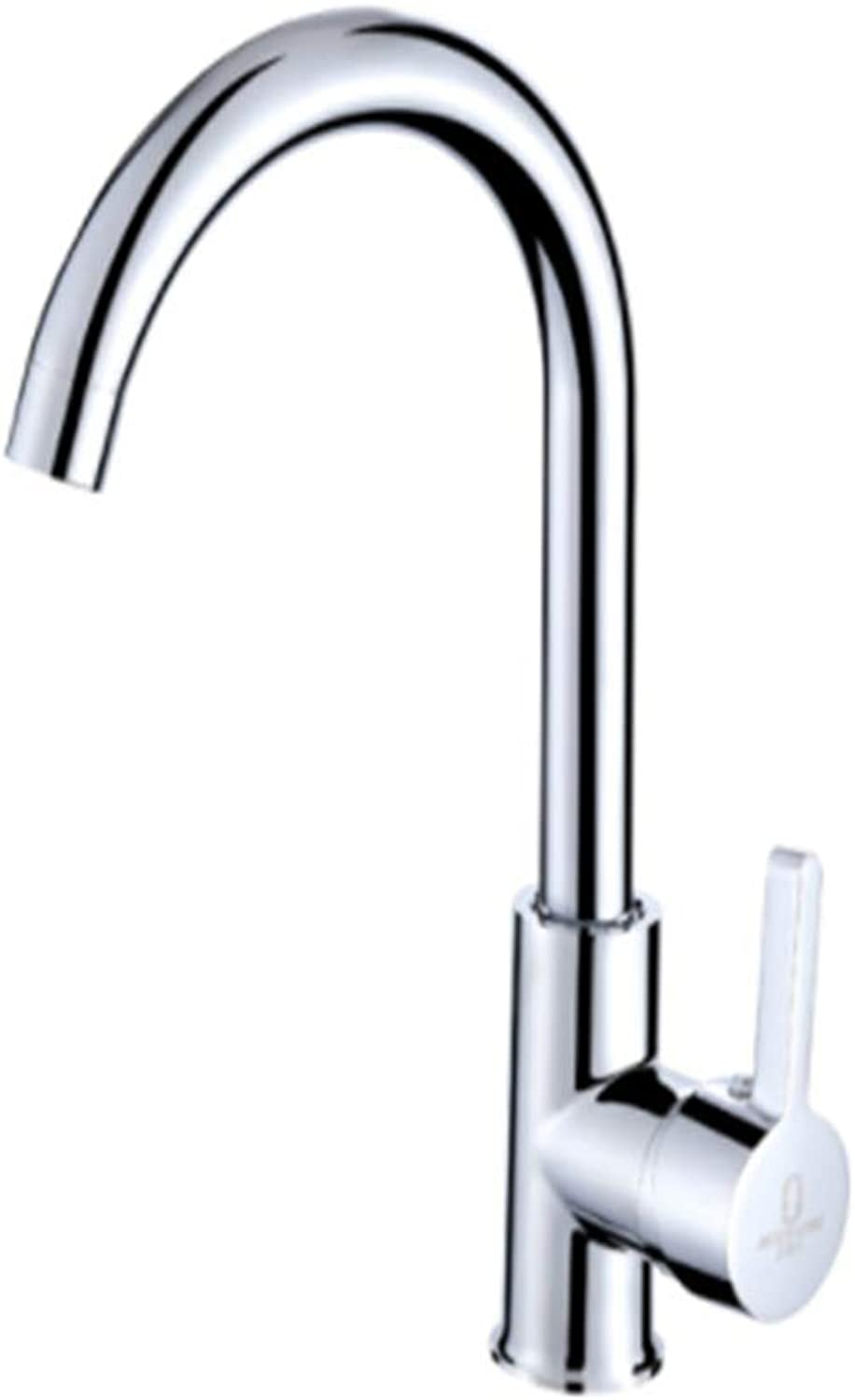 Kitchen Faucet hot and Cold All Copper Spool wash Basin Faucet 360 can redate