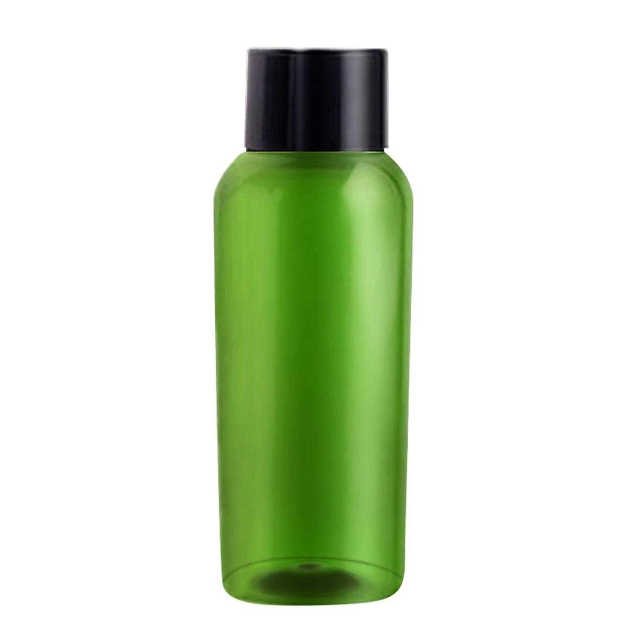 上級業界神50ML分けボトル 詰替ボトル 化粧品ボトル 遮光瓶 出張?海外旅行用 収納 携帯便利 4本セット シャンプー?エマルジョン?化粧水ボトル シリコン製