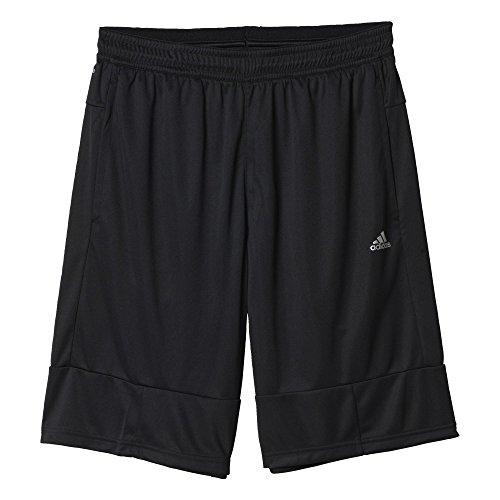 Adidas AJ4805 Short Homme, Noir, FR : S (Taille Fabricant : S)