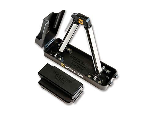 Work Sharp Unisex– Erwachsene Angle Set Knife Sharpener, schwarz, 24,8 cm