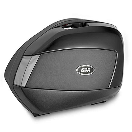 Givi V35NT Monokey Side Tech Baúl Lateral con Cover Negro,