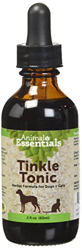 Animal Essential APAWTHECARY Tinkle Tonic (Urinary Tract) Dog Cat 2 Ounce