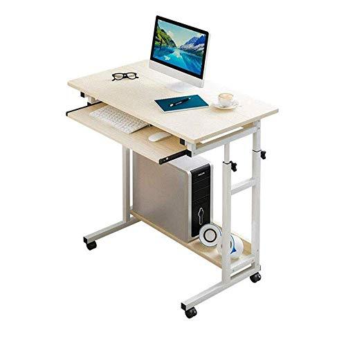 Computer-Stehpult, AbnehmbarerNachttischMit Rädern,HöhenverstellbarMit Tastaturunterstützung Für Alle Workstations, 150㎏