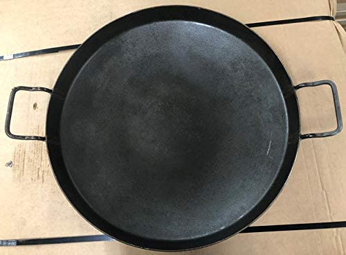 Brooks AG Parts 22 Cooking Disc Blade Discada with 1 1 2 Sides Discada Paella Pan Made in Brazil product image