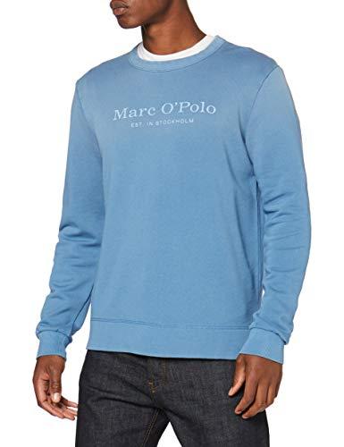 Marc O'Polo Herren 026403954058 Strickjacke, Blau (Dark Blue 840), (Herstellergröße: XX-Large)