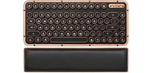 Azio Retro Compact Keyboard w/Palm Rest (Artisan)