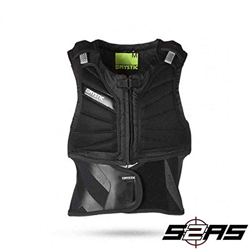 Mystic IMPACT Shield Kitesurf Jacket 2016 - Black S