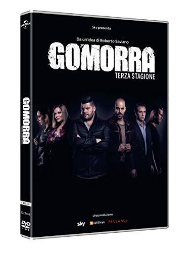 Gomorra - St.3 ( Box 4 Dv)