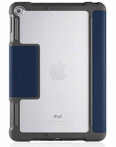 STM Dux - Carcasa para iPad Mini4, Color Azul