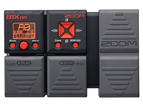 Zoom B1XON - para bajo eléctrico - con pedal de expresión