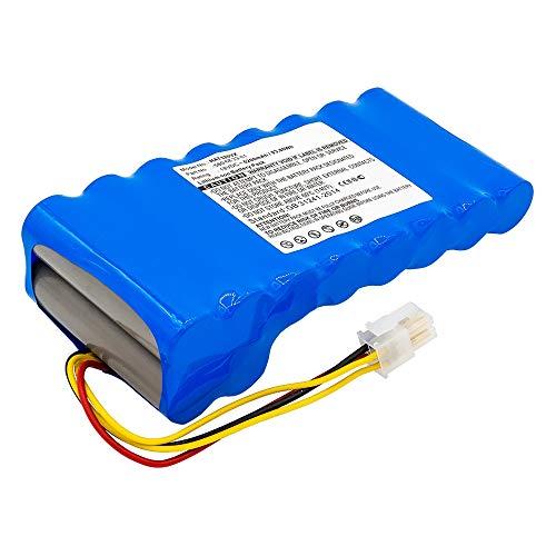 subtel® Batería Premium 18V, 5200mAh,Li-Ion Compatible con Husqvarna Automower 320,420 bateria de Repuesto 580 68 33-01,580 68 33-02,580 68 33-03,588 14 64-01, 589 58 52-01,589 58 52-02, 589 58 57-01