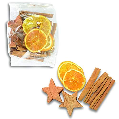 Riffelmacher Potpourri Zimt-Kokos-Orangen-Mix - 80 g