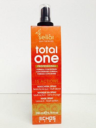 Echosline Seliàr Argan Total One Professional – Maschera Spray Concentrata Multiazione - 200 ml