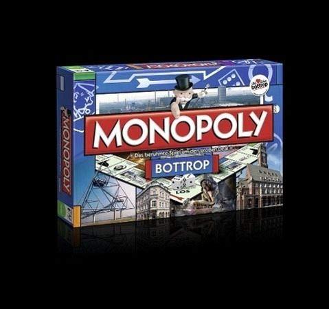 Monopoly Bottrop Edition - Das berühmte Spiel um den großen Deal!