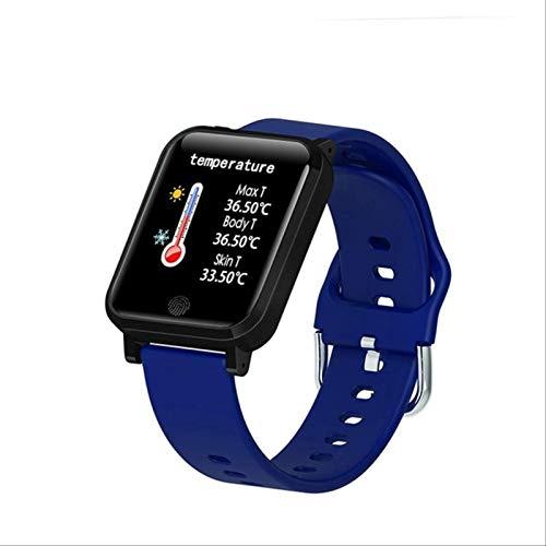 Toule f29 smartwatch Deportes Impermeables Android monitoreo de frecuencia cardíaca presión Arterial Cuenta con Salud