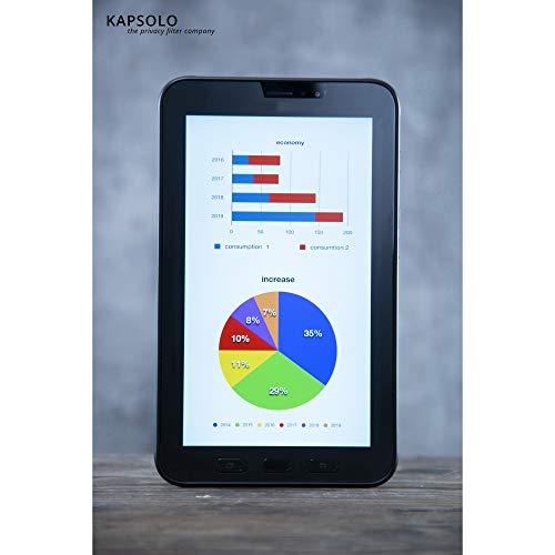 KAPSOLO 9H Anti-Glare Screen Protector for Samsung Galaxy Tab S3 9.7