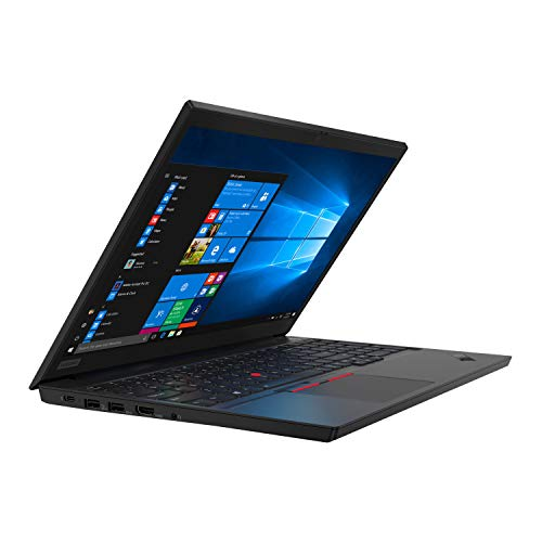 """Lenovo ThinkPad E15 15.6"""" Full HD IPS 1920 x 1080 Laptop, Core i5-10210U, 256 GB SSD, 8GB Ram, Win 10 Pro 64-bit"""