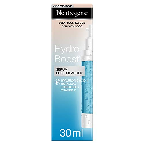 Neutrogena Hydro Boost Serum Facial con Ácido Hialurónico, 30 ml