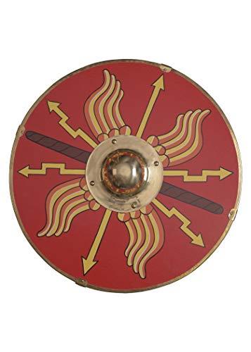 Battle-Merchant - Schilde in Rot, Größe **Erwachsene**