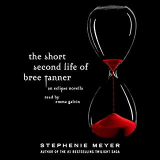 The Short Second Life of Bree Tanner     An Eclipse Novella (Twilight Saga)              Written by:                                                                                                                                 Stephenie Meyer                               Narrated by:                                                                                                                                 Emma Galvin                      Length: 4 hrs and 9 mins     1 rating     Overall 3.0