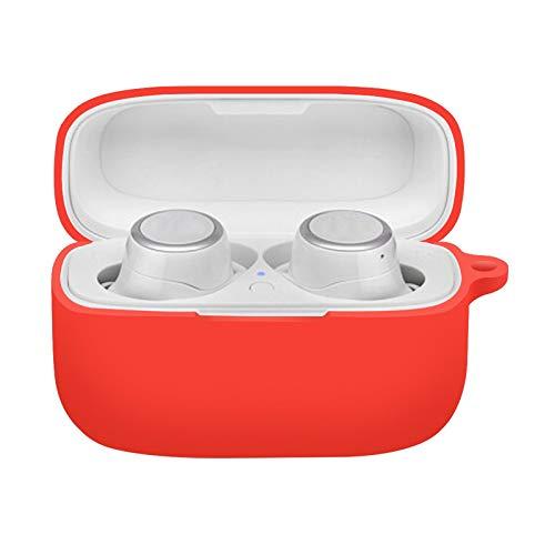 KERDEJAR Coque de Protection en Silicone Lavable Coque Anti-Chute pour écouteurs -JBL Live 300TWS sans Fil Bluetooth écouteurs Accessoires