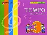 Tempo 3+cd - 9788468206585
