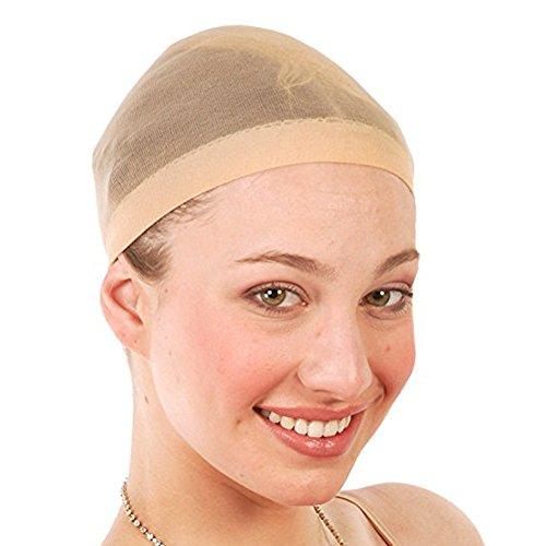Bonnet de perruque en nylon étirable, unisexe