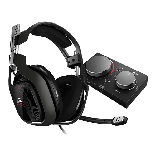 ASTRO Gaming A40 TR  Wired Headset + MixAmp Pro