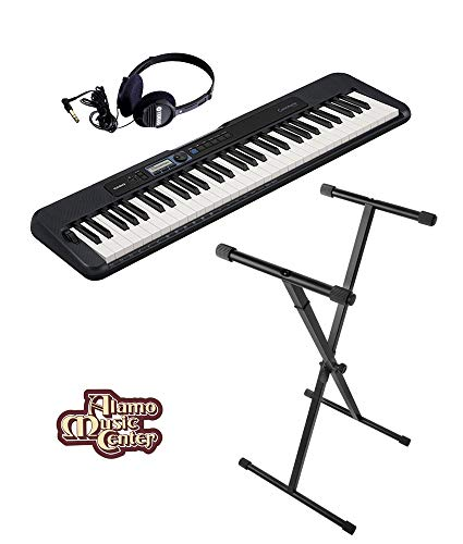 Review Of Casio CT-S300 61-Key Portable Keyboard Bundle