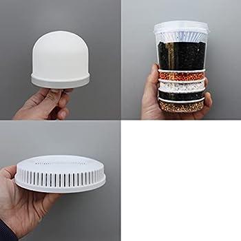 ECODE Set de 3 filtres pour Carafe Filtrante ECO-3150R