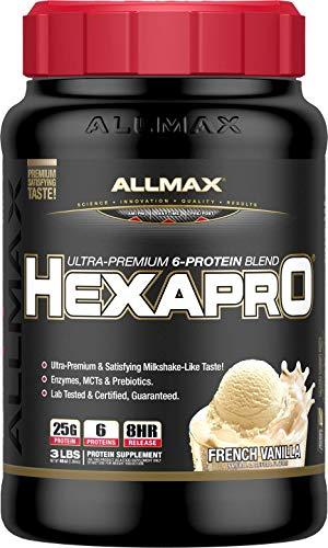 Allmax Nutrition Hexapro Vanilla 3 Lbs by AllMax Nutrition