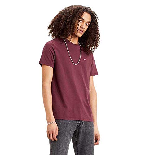 Levi's Herren SS Original HM Tee T-Shirt, Sassafras, X-Large