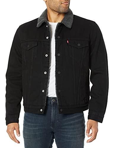 Levi's Men's Type III Sherpa Jacket, Duvall, XS