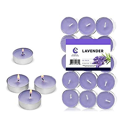 Lavender Candle Scented Tealights