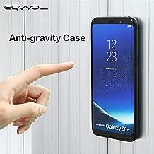 Eqvvol Fashion Anti Gravity Phone Case for Samsung S9 S8 S7 S6 S5 Edge Plus Note 8 7 5 4 Cases Antigravity TPU Phone Cover Coque