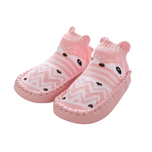 Kleinkind Schuhe Baby Schuhe Mädchen Lauflernschuhe Unisex Jungen Kinderschuhe Rutschfesten Bodenschuhe Weichen Boden Sockenschuhe Cartoon Sockenschuhe Kleinkind Schuhe
