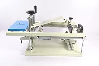 manual cylindrical screen printing machine