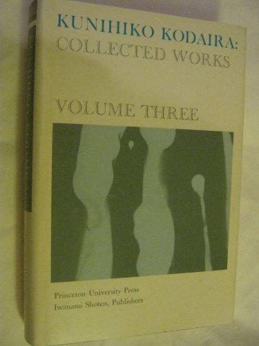 Kunihiko Kodaira, Volume III: Collected Works
