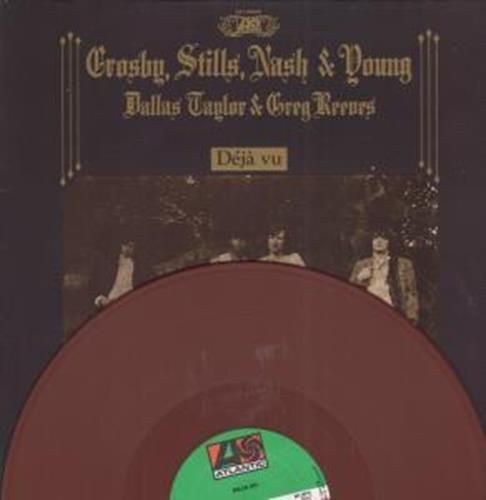 Deja Vu LP (Vinyl Album) Dutch Atlantic