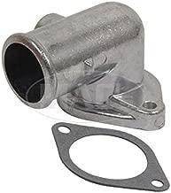 MACs Auto Parts 60-37013 Thermostat Housing - Cast Aluminum - 390, 427, 428 V8 - Replacement Style -