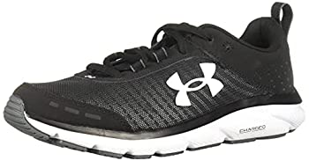 Under Armour Women s Charged Assert 8  Black  001 /White  9