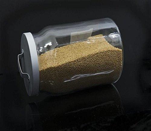 Mostaza grano a granel - 250 grs